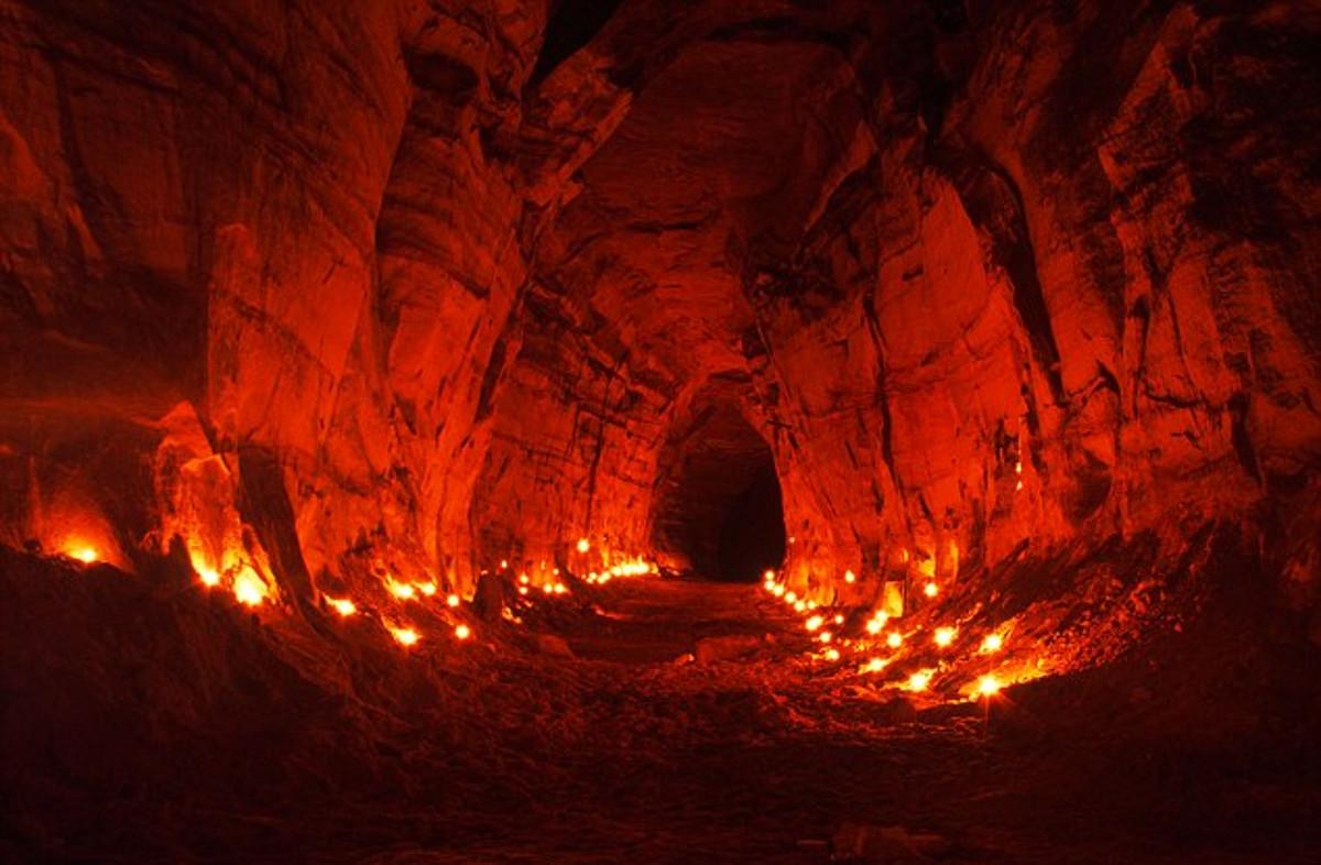 La puerta del infierno est en nicaragua confirman for 9 puertas del infierno