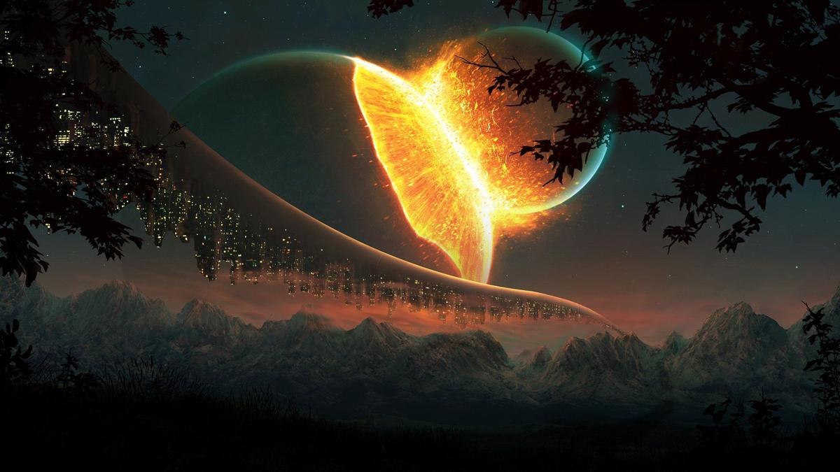 OTRA VEZ FIN DEL MUNDO: El planeta Niburi (no existe) chocará con la Tierra el 23 de setiembre