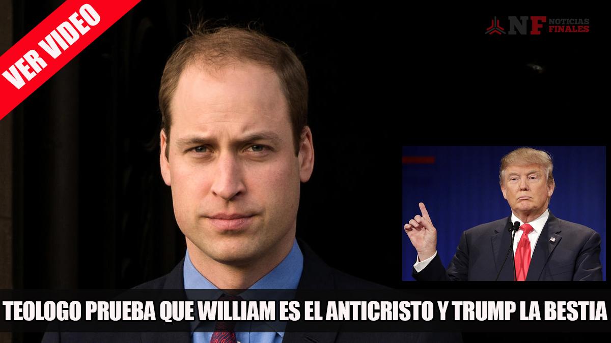 Reconocido Teólogo revela que el Príncipe William es el ...