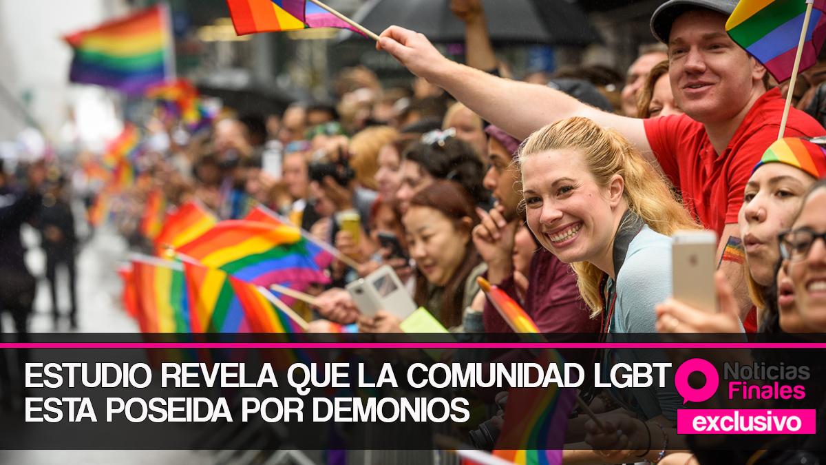 Nombre demonio homosexual