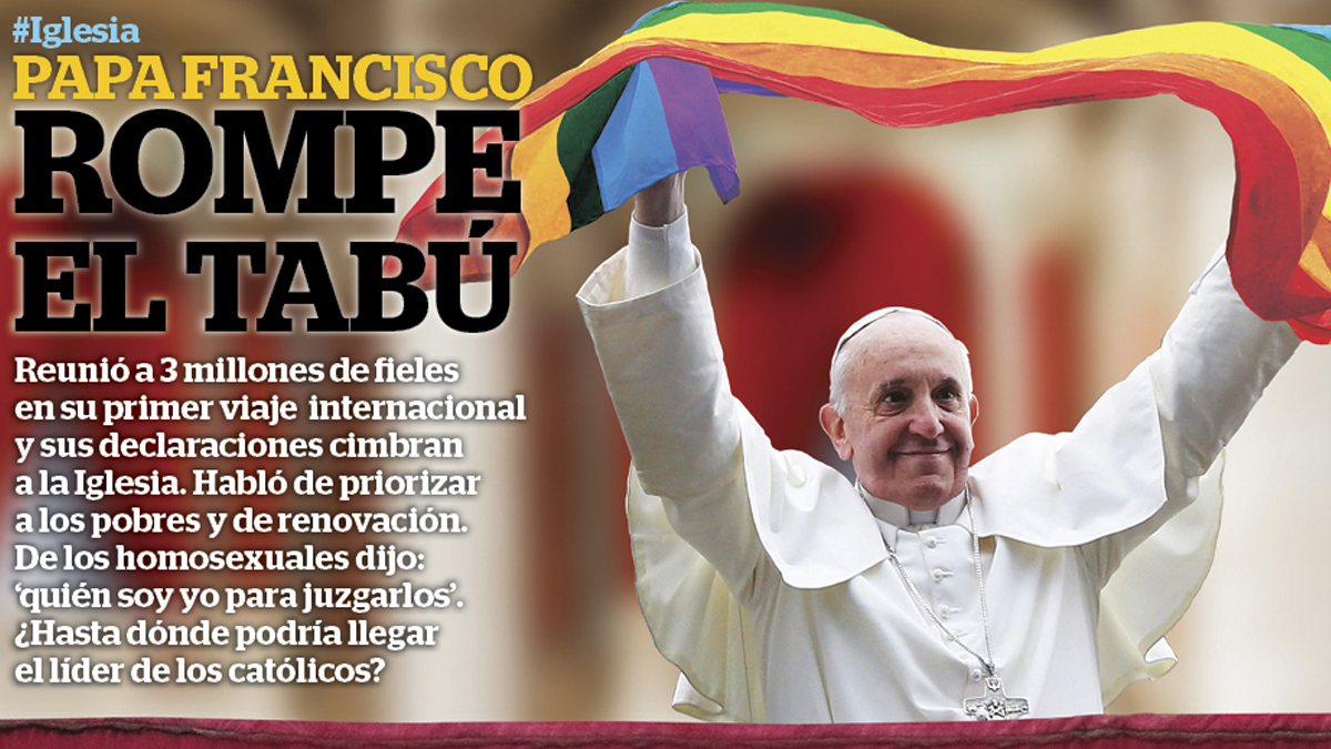 Homosexualismo en la iglesia evangelica