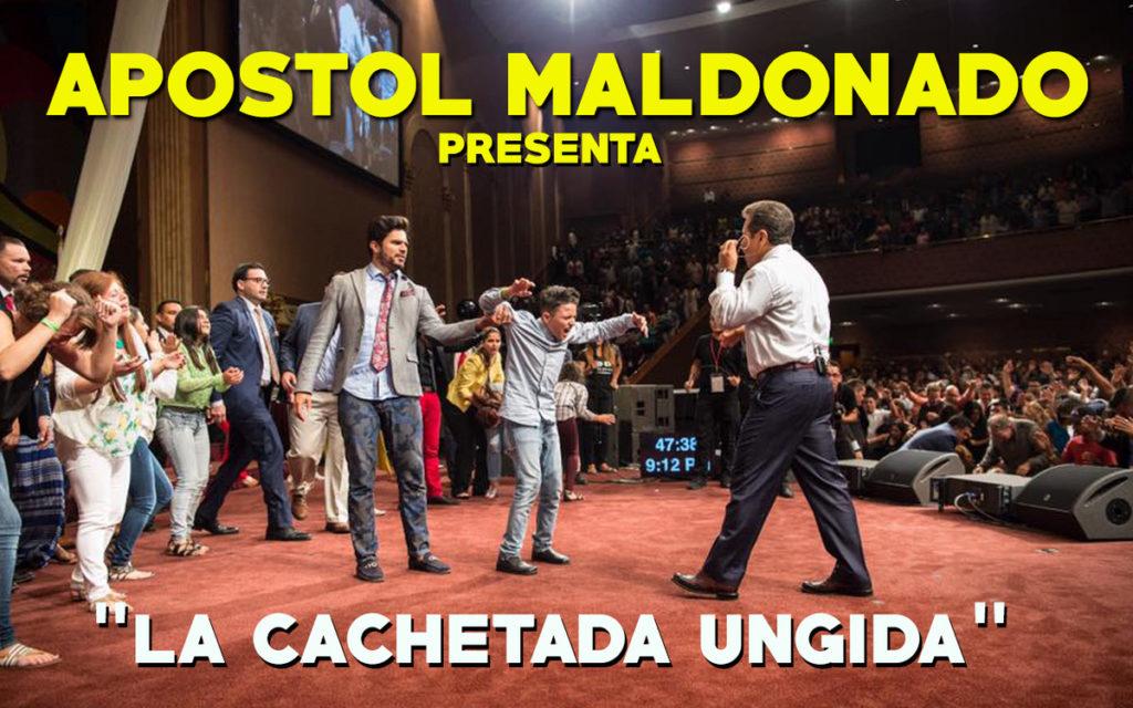 Apostol Guillermo Maldonado Y La  U201cunci U00f3n De Las Cachetadas