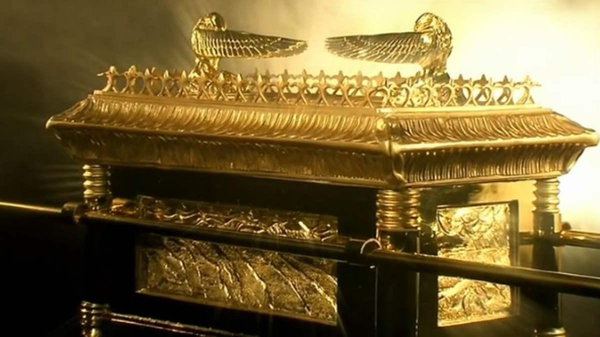 Image result for el arca del pacto