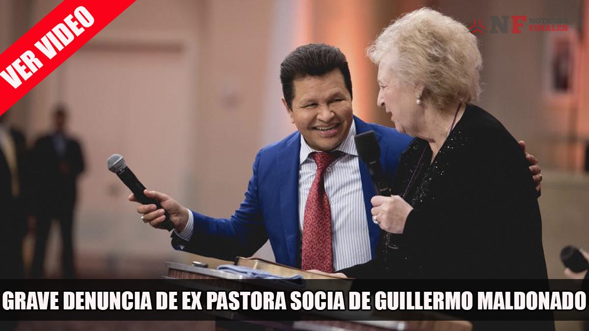 Pastora Ex Socia De Ministerio Denuncia A Guillermo