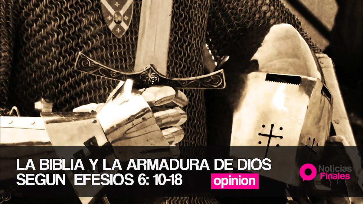 Estudio Bíblico Que Significa La Armadura De Dios Según Efesios 6