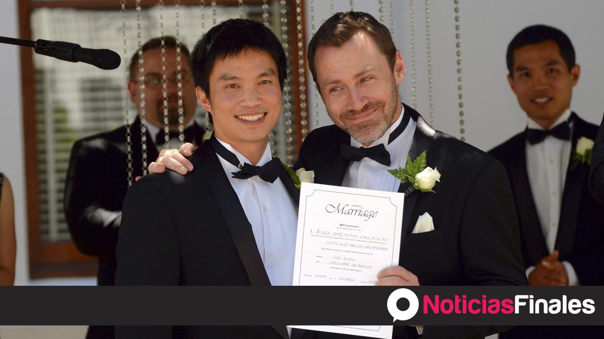 Que es el matrimonio homosexual yahoo